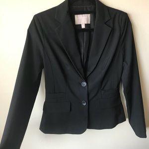 Banana Republic black blazer. Size 2.